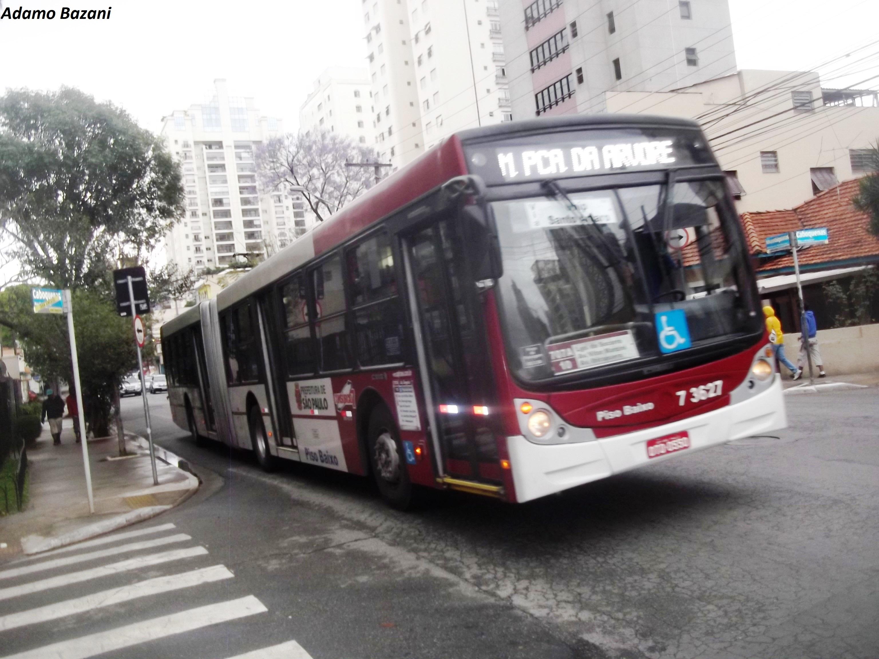 onibus São Paulo