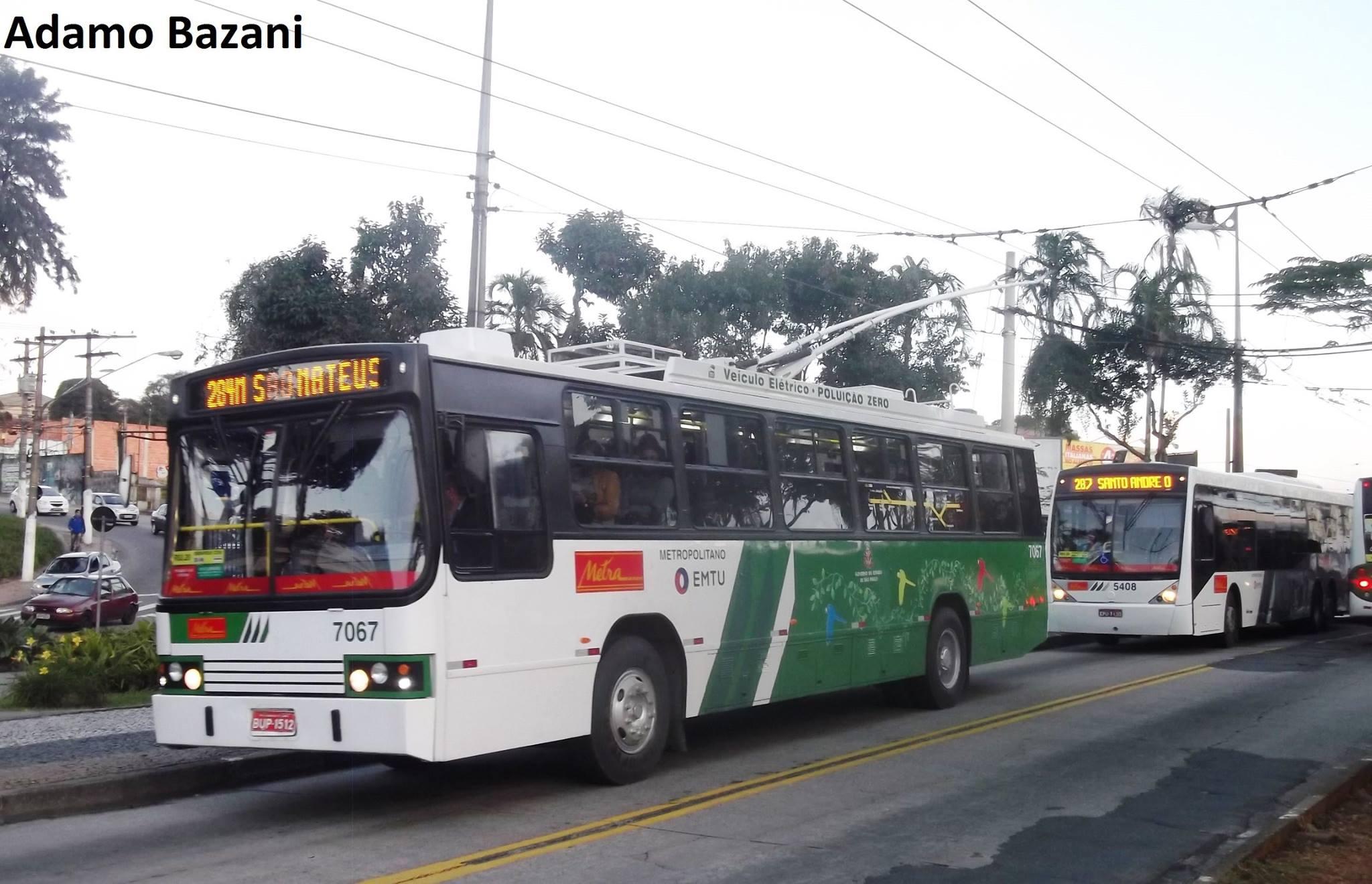 Metra, do ABC Paulista, aproveitou oportunidade e adquiriu 22 unidades. Em 2014, trólebus passaram por modernização e ainda hoje são prova de durabilidade.