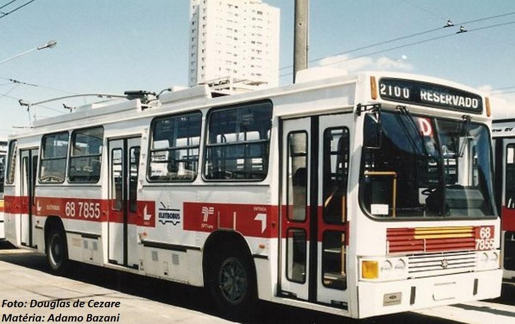 No Brasil, estes veículos chegaram a circular pela Eletrobus, empresa que operou uma das garagens de trólebus recém privatizadas da CMTC, de São Paulo