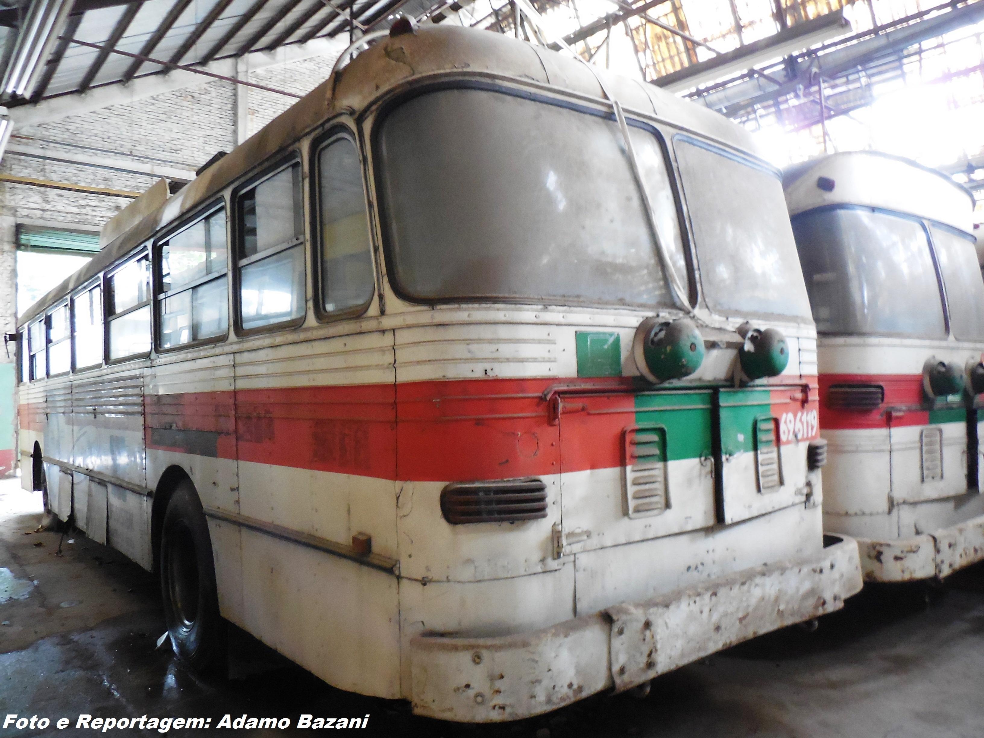 Garagem CMTC Santa Rita: um marco da história dos transportes que ...