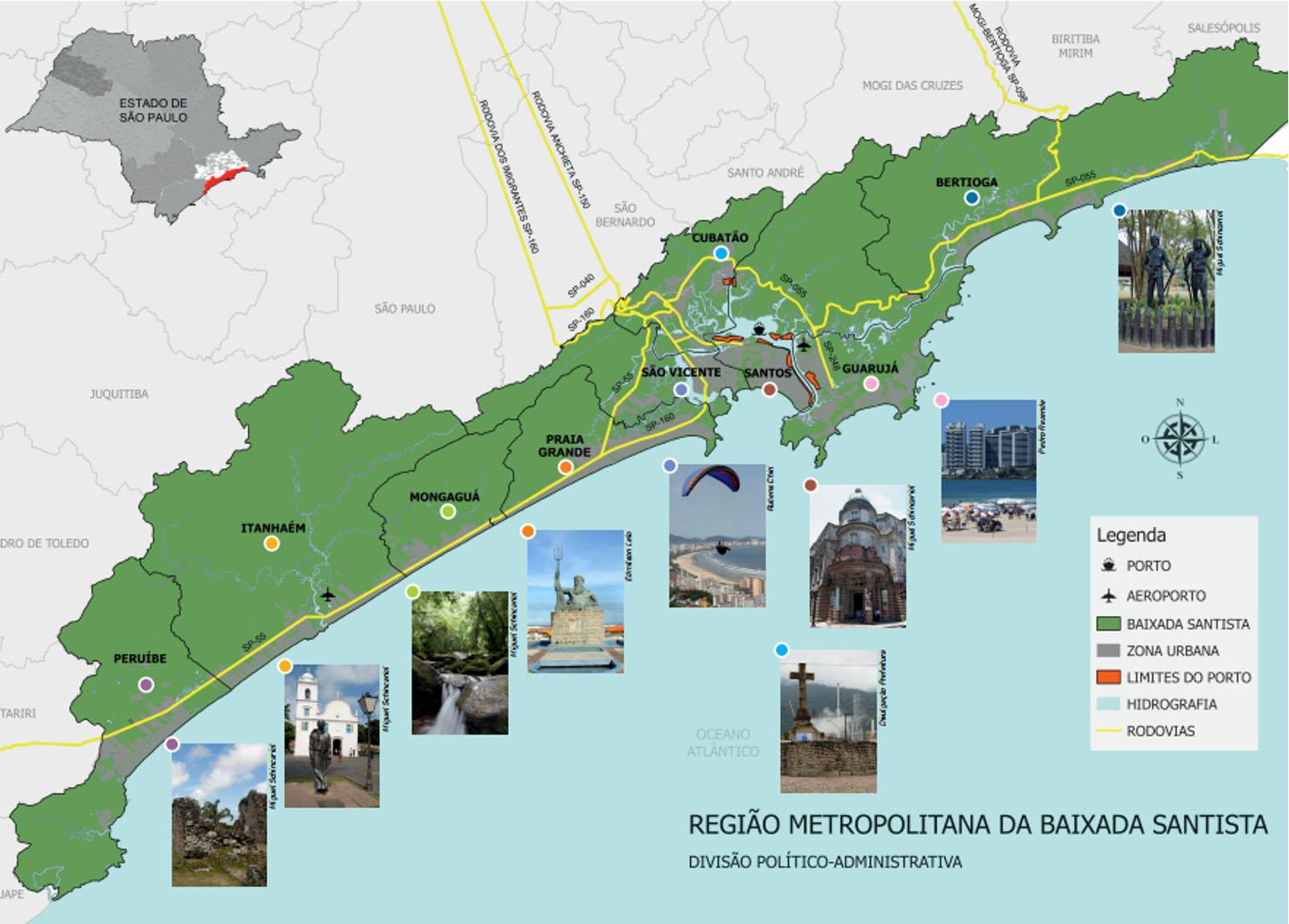 Mapa_Santos