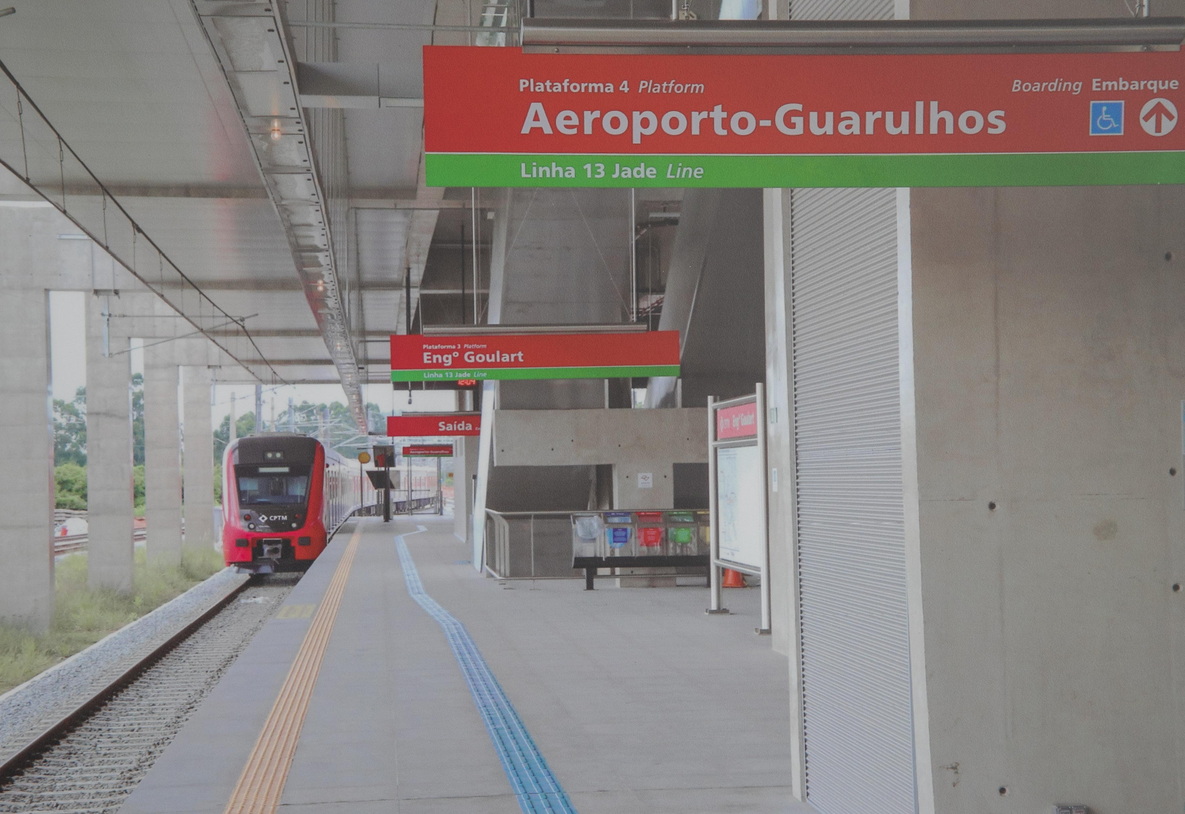 O serviçoConnect terá viagens até o centro de São Paulo com tarifa a R$ 4. Foto: Divulgação.