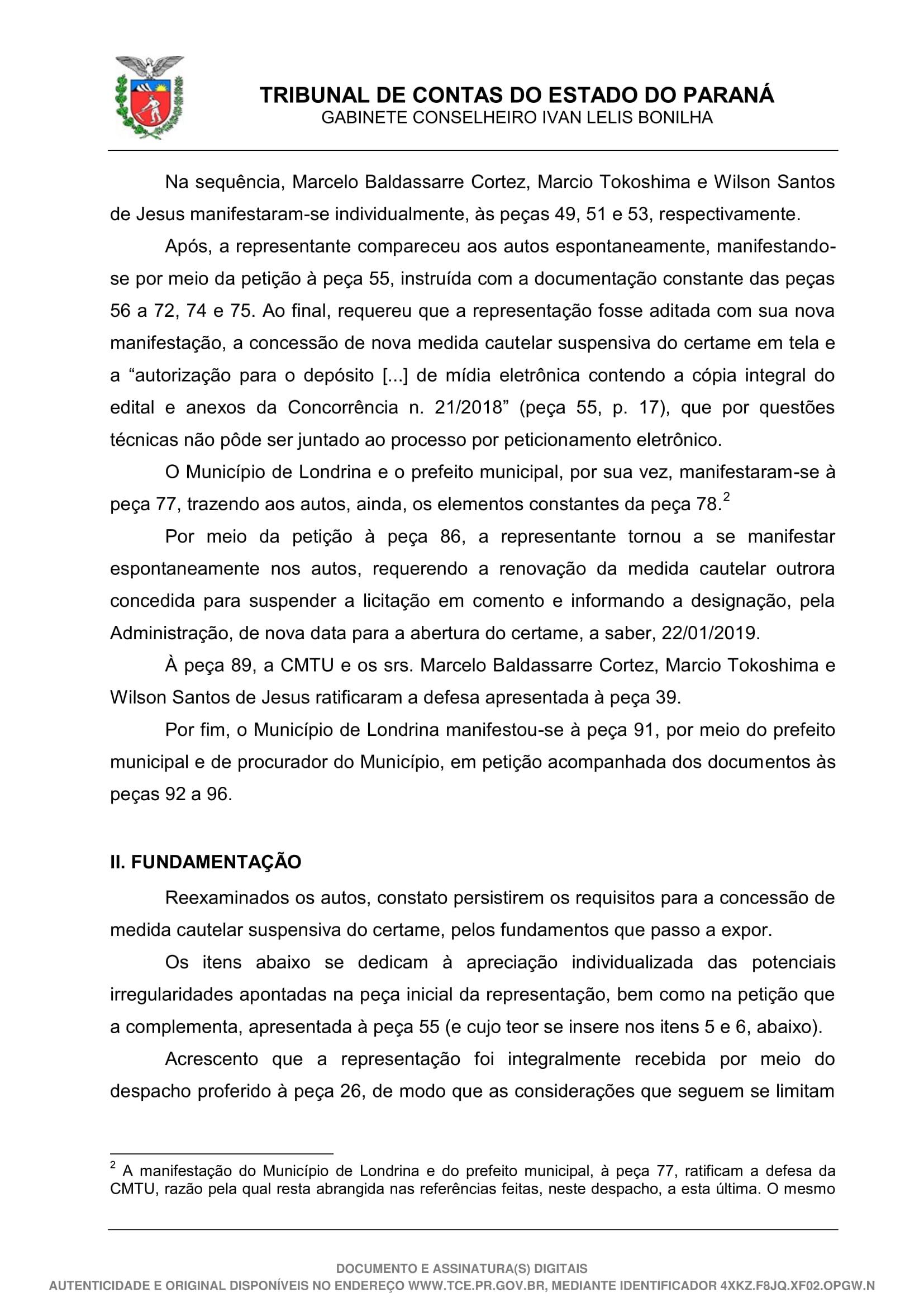 Despacho - 49-19 - GCILB-05
