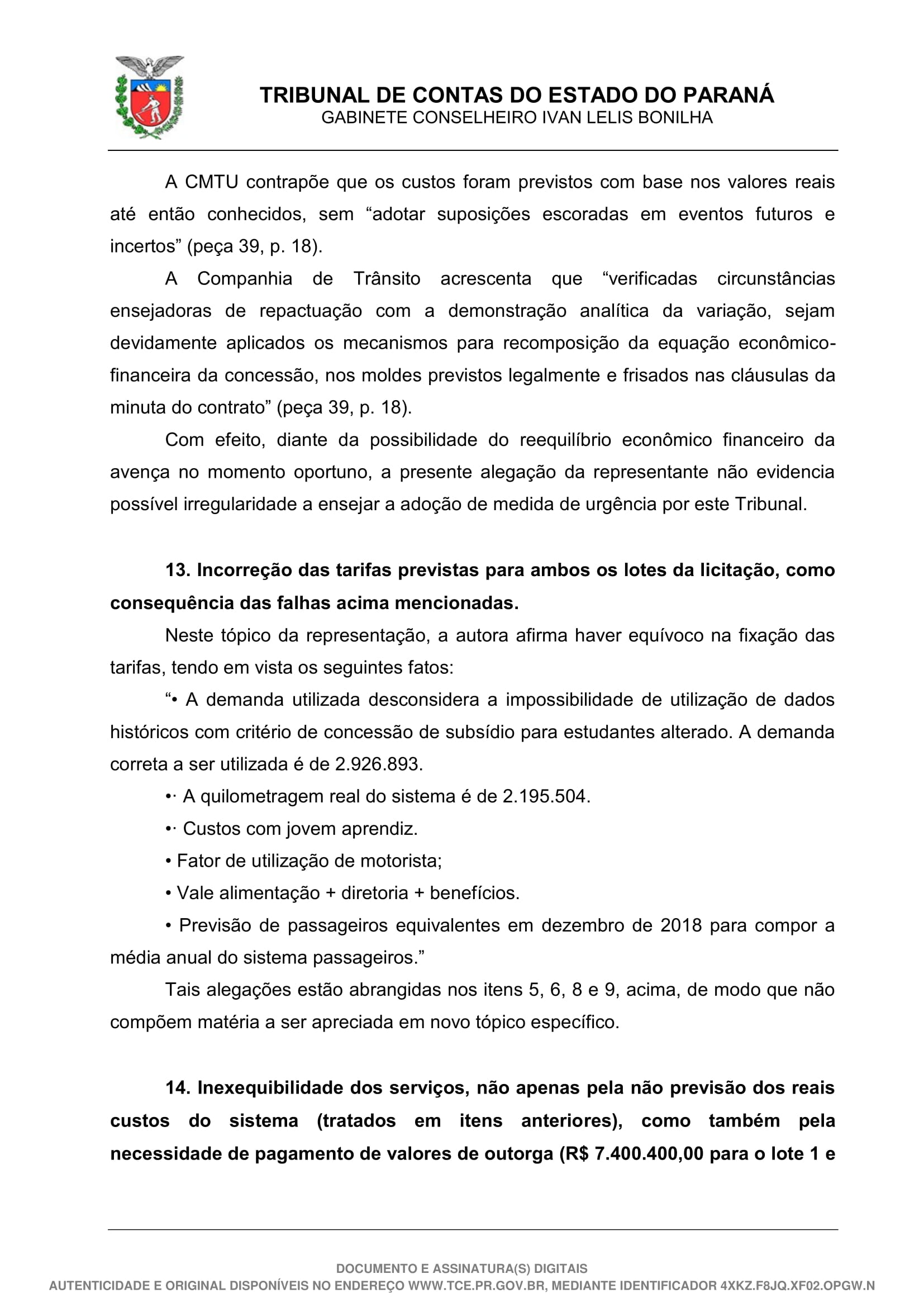 Despacho - 49-19 - GCILB-14