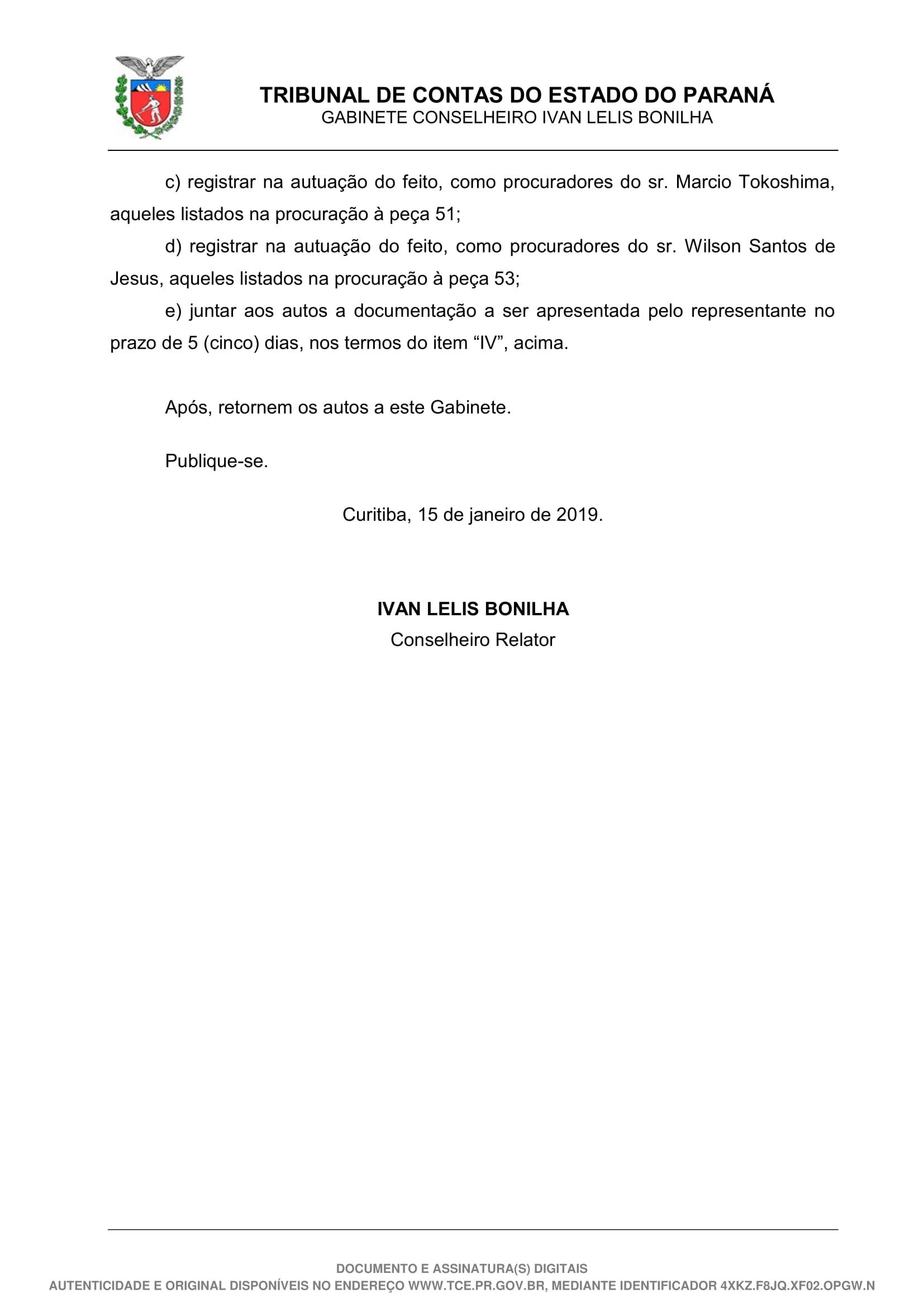 Despacho - 49-19 - GCILB-25