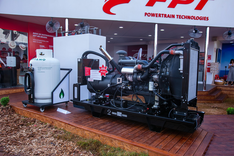 a Gerador de energia FPT GENEF160B BIO - Foto Fábio Augusto Divulgação FPT Industrial.jpg