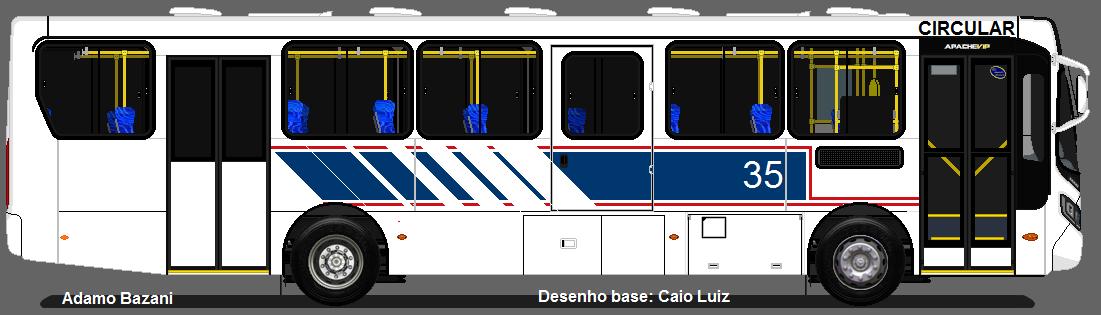 Como Seria Um Sistema De Transporte Com Onibus Novos Mas Com
