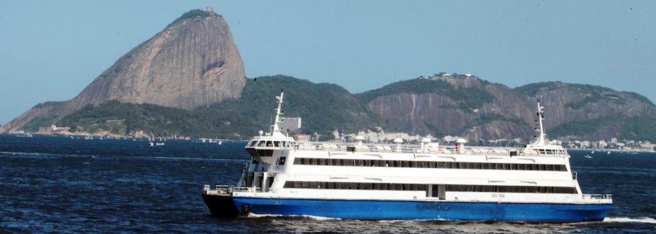 Depois das barcas, será necessário atualizar também os validadores de outros sistemas de transporte que aceitam o Riocard Mais. Foto: Divulgação / Prefeitura do Rio de Janeiro.