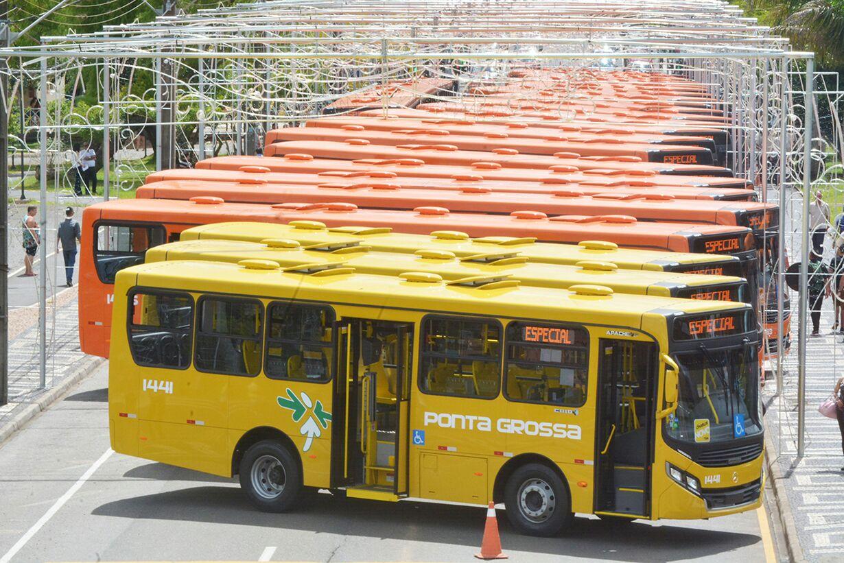 Tarifa de ônibus volta a custar R$ 3,80 em Ponta Grossa (PR) - Adamo Bazani