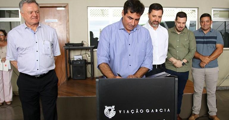 Grupo Garcia Brasil -Sul ganha terreno em Londrina para instalação de nova sede - Adamo Bazani