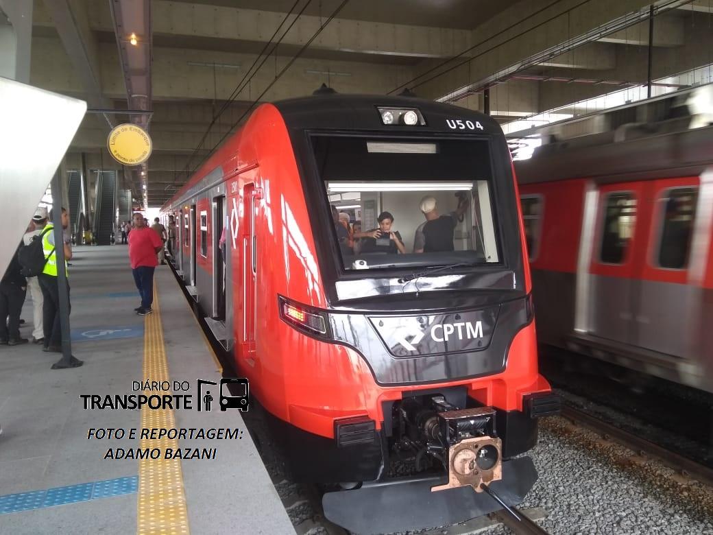 trem bonito