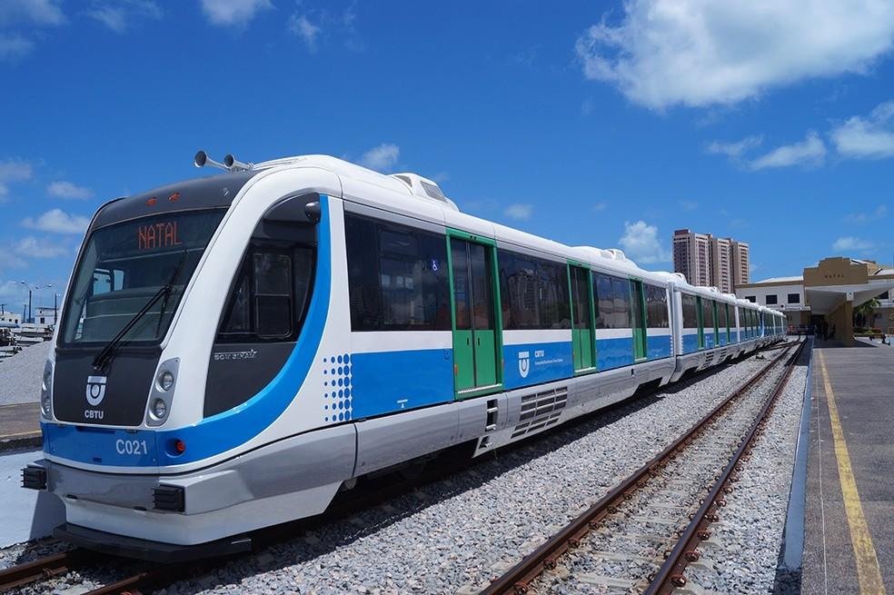Linha Norte dos trens de Natal (RN) volta a operar parcialmente ...